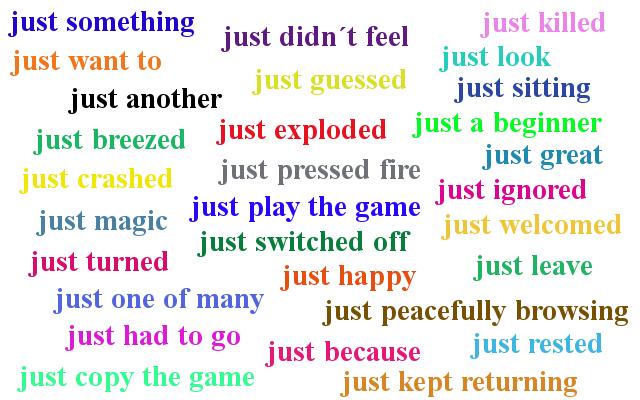 just just just just just just just just just