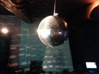 Pravá a nefalšovaná funkční disko koule