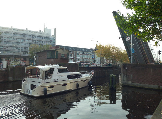 A Gracht Draw Bridge