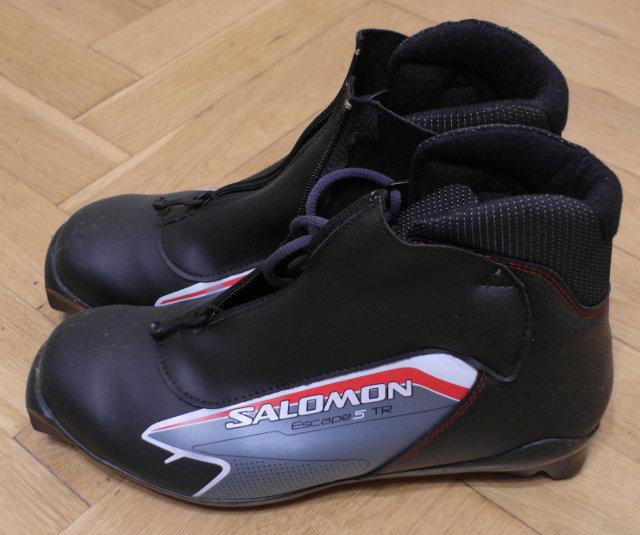 Běžkařské boty